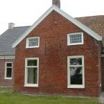Restauratie boerderij Woldendorp - Bouwbedrijf Mulder