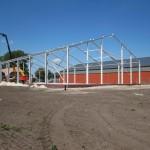 Nieuwbouw loodsen Westerlee - Bouwbedrijf Mulder
