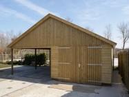 Nieuwbouw garage Nieuwolda - Bouwbedrijf Mulder