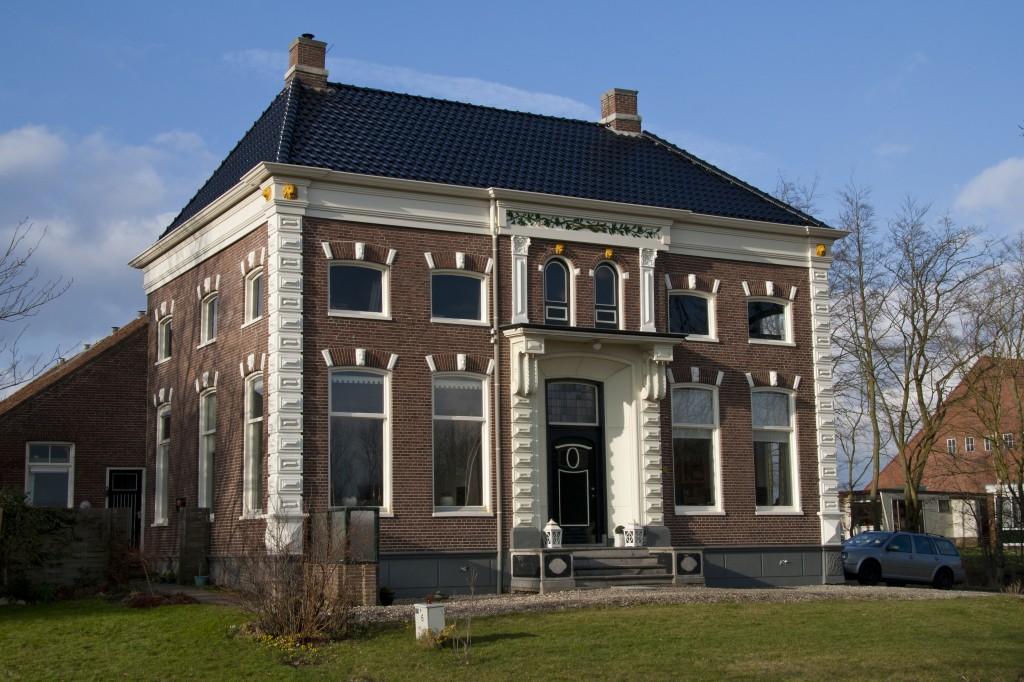 Bouwbedrijf mulder gevestigd in de provincie groningen for Boerderij te koop gelderland vrijstaand