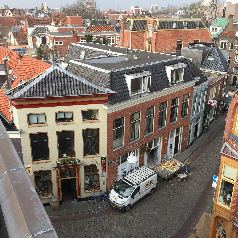 Wij realiseren de verbouwing voor Dille & Kamille die nu ook in Groningen komt.
