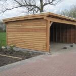 Nieuwbouw carport Appingedam - Bouwbedrijf Mulder