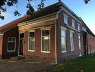 Versterkingsconstructies boerderij Wagenborgen
