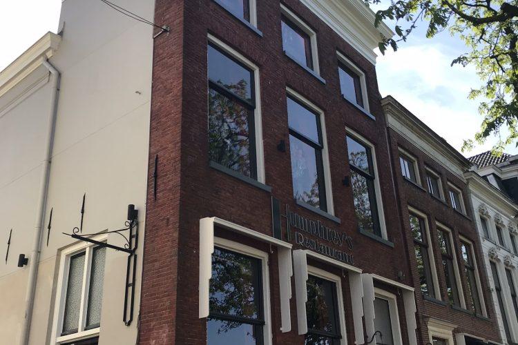 Restauratie gevels Groningen