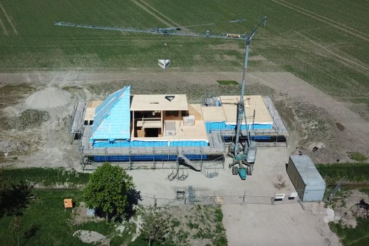 Nieuwbouw woning Nieuwolda