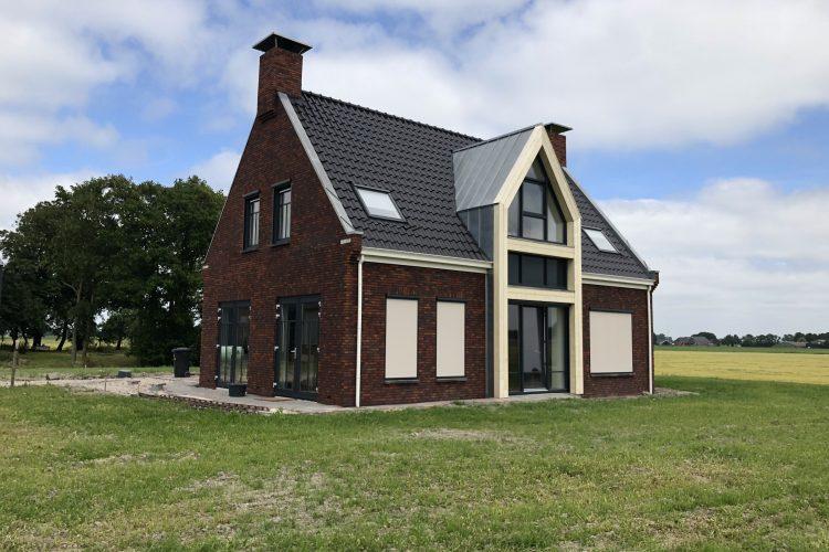 Nieuwbouw woning Niekerk