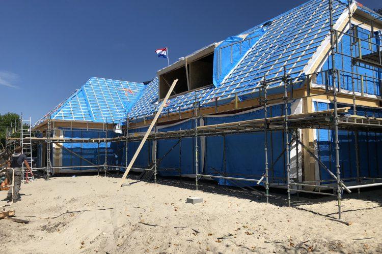 Nieuwbouw kangoeroewoning Wagenborgen