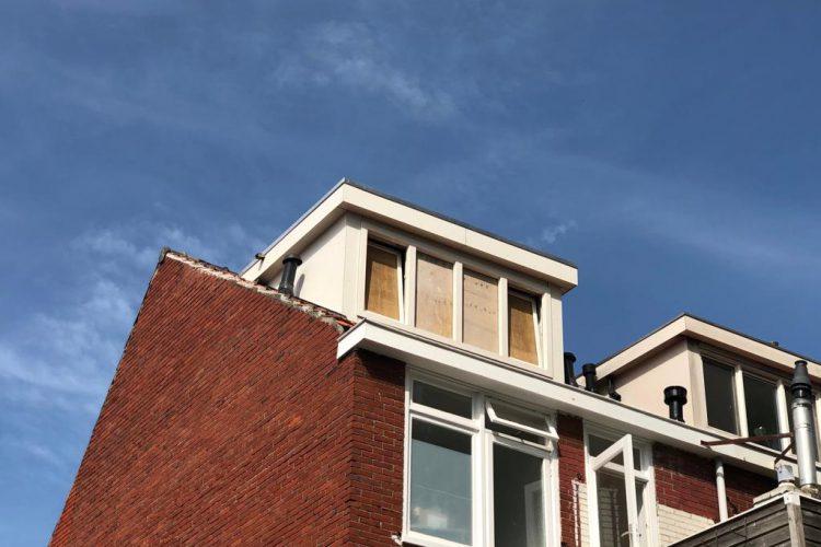 Nieuwe dakkapel Groningen