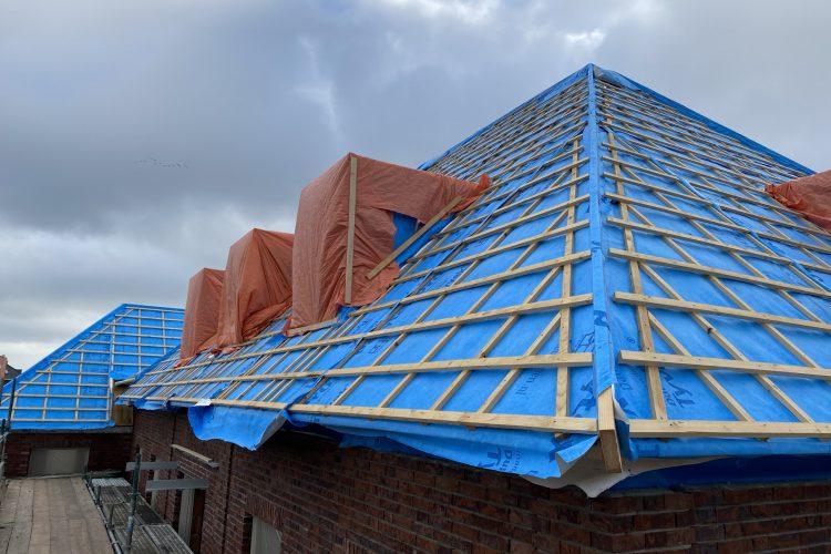 Nieuwbouw woning Blauwestad
